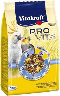 Корм для средних попугаев Vitakraft Pro Vita с пробиотиком 750 г (4008239337412)