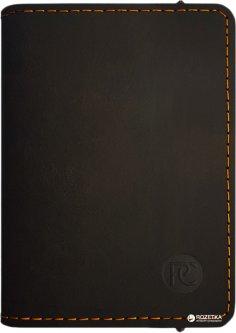 Обложка для ID-паспорта Pro-Covers ОПК-35 PC03080035 Темно-коричневая (2503080035002)