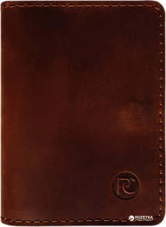 Обложка для ID-паспорта Pro-Covers ОПКК-58 PC03180058 Темно-кирпичная (2503180058000)