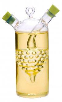 Бутылка для масла и уксуса 2 в 1 Fissman 50 / 320 мл (OV-7521.320)