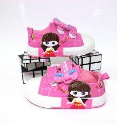 Кеди для дівчаток Comfort WL8103P 21 13.5 см рожевий