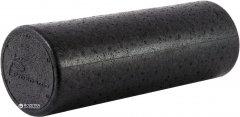 Массажный ролик ProSource High Density Foam Roller 45.7х15.2 см Black (PS-2116-foam-18x6-black)