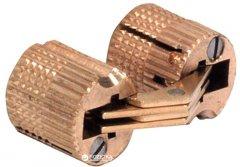 Петля мебельная Hafele Zysa 24 мм для толщины 22-28 мм (341.11.503)