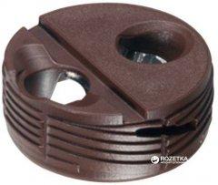 Корпус стяжки Hafele Tofix 18-25 мм Коричневый 100 шт (261.95.104)