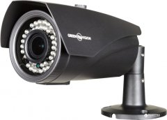 AHD наружная видеокамера Green Vision GV-066-GHD-G-COS20V-40 1080P Gray (LP4999)