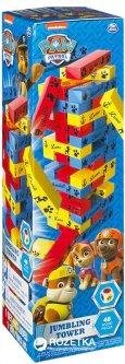 Настольная игра Spin Master Games Дженга Щенячий патруль (SM98270/6035863)