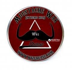 Воск для усов WizGrease Extreme Hold с ароматом розмарина 13 мл (13192)