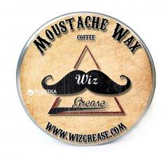 Воск для усов WizGrease Medium Hold с ароматом кофе 13 мл (13190)