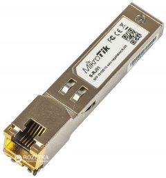 Модуль SFP MikroTik S-RJ01