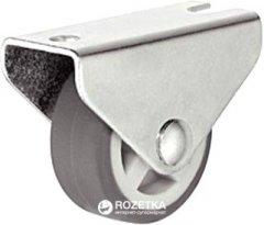 Мебельный ролик Hafele 27 мм для твердой поверхности 20 кг 1 шт (661.23.702)