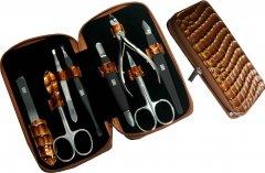 Маникюрный набор Zauber-manicure ZBR 018S 8 предметов (4004904000186)