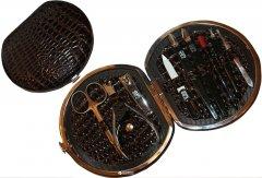 Маникюрный набор Zauber-manicure 9 предметов ZBR 090S (4004904000902)