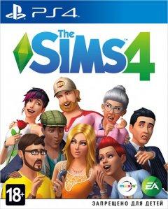 Игра The Sims 4 для PS4 (Blu-ray диск, Russian version)