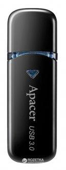 Apacer AH355 32GB USB 3.0 Black (AP32GAH355B-1)