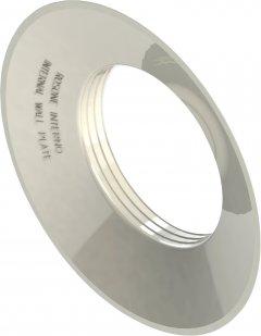 Прокладка внешняя GROPPALLI на стену для трубы 100 мм (A11534)