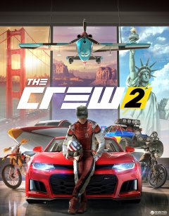 The Crew 2 для ПК (PC-KEY, русская версия, электронный ключ в конверте)