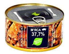 Каша гречневая со свининой Zdorovo 325 г (4820184610491)