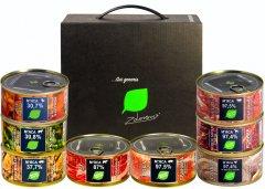 Набор мясных консервов Zdorovo Тормозок 2600 г (4820184610996)