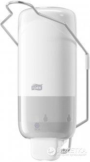 Дозатор для жидкого мыла с локтевым приводом TORK 560100 белый