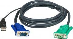 KVM-кабель ATEN 2L-5205U USB 5 м (2L-5205U)