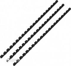 Пластиковые пружины DA d 8 мм 100 шт Черные (1220201080606)