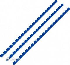 Пластиковые пружины DA d 10 мм 100 шт Синие (1220201100506)