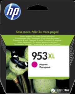 Картридж HP No.953XL Officejet Pro 8210/8710/8720/8725/8730 Magenta (F6U17AE)