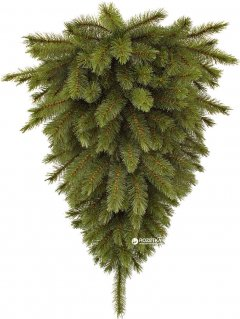 Искусственная сосна Triumph Tree Forest Frosted перевернутая 0.9 м Зеленая (8718861155433)