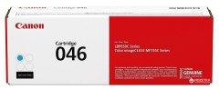 Картридж Canon 046 LBP650/MF730 Cyan (1249C002)