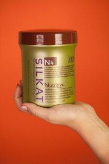 Відновлююча мінералізована сироватка N4 Silkat Nutritivo BES 12 ампул x 10 мл