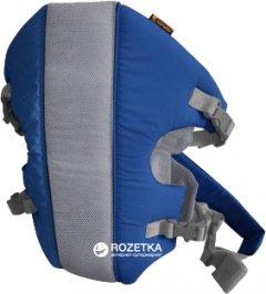 Сумка-кенгуру Bertoni (Lorelli) Discovery Blue (DISCOVERY-blue)