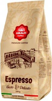 Кофе в зернах Amalfi Espresso Gusto Delicato 250 г (4820163370064)