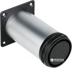 Ножка мебельная Smart регулируемая D50 мм H200 мм Алюминий (VR99651)