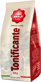 Кофе молотый Amalfi Tonificante 250 г (4820163370033)