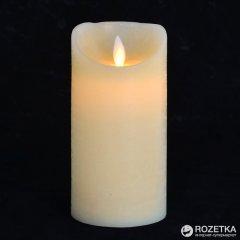 Свеча восковая LED Новогодько (YES! Fun) 7.5 x 15 см (710349)(5056137108817)