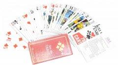 Карты для игры в тарок Duke Tarot 78 карт 11.5x6 см (DN29561)
