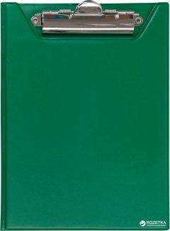 Папка-планшет Buromax А5 PVC Зеленая (BM.3417-04)