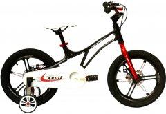 """Детский велосипед Ardis Pilot 16"""" 9"""" 2021 Черный (04861)"""