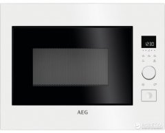 Встраиваемая микроволновая печь AEG MBE2658S-W