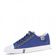 Кеди Fanslin D80BLUE 38 Синій