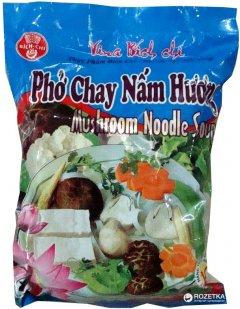 Лапша рисовая Bich-Chi со вкусом грибов 60 г (8934863318403)