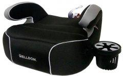 Автокресло Welldon Penguin Pad (черный) PG08-P02-001 (PG08-P02-001) (4820212900365)