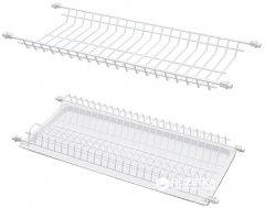 Сушка для посуды Rejs 700 мм WE06.1651.01.010 Белая (Стандарт-1) (VR33422)