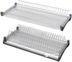 Сушка для посуды Rejs 800 мм с рамой WE06.1127.01.001 Хром (Вариант-3) (VR52867)