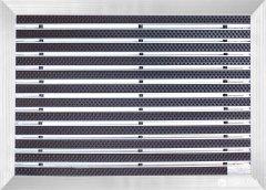 Грязезащитная решетка для входа ЮВИГ ЛЕН 70х50 см (0000003273)