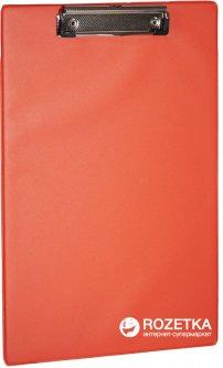 Планшет 4Office А4 PVC Красный (4820071011363)
