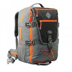Рюкзак для ручной клади Cabin Max Equator Gray/Orange (54х36х23 см) (702679485095)