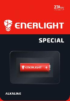 Батарейка Enerlight Special Alkaline 27 A 1 шт (50270101)