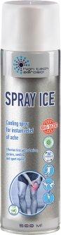 Охлаждающий спрей High Tech Aerosol HTA Spray Ice ARNICA 500 мл (1014)