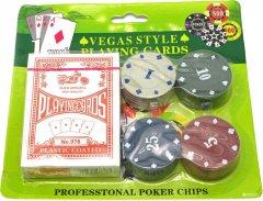 Набор Duke для игры в покер (DN28887)